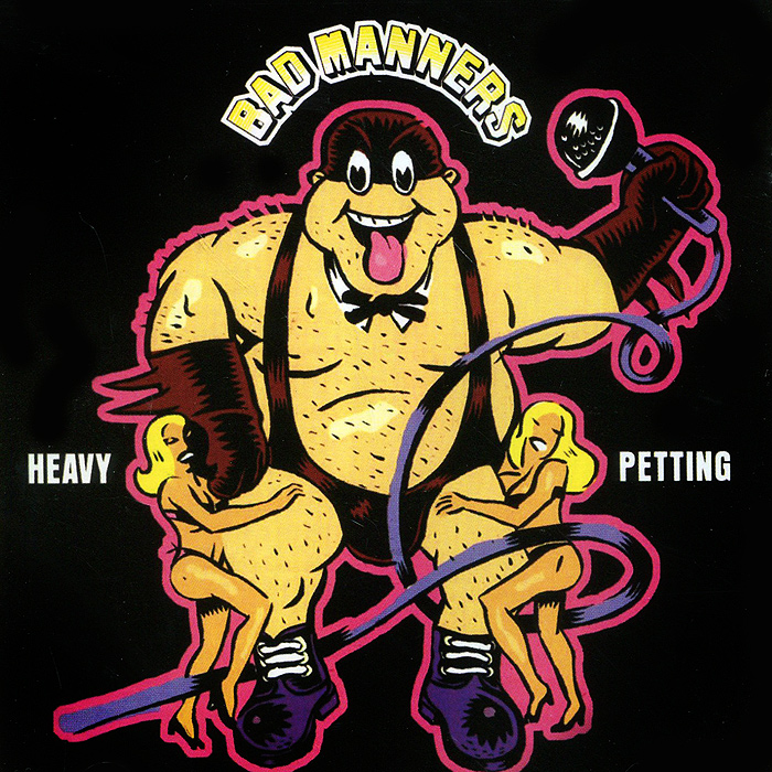Bad Manners. Heavy Petting
