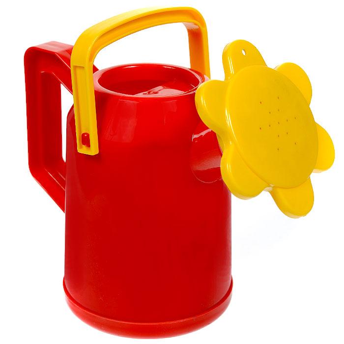 """Лейка детская """"Plasto"""", цвет: красный, Ab Plasto Oy Ltd."""