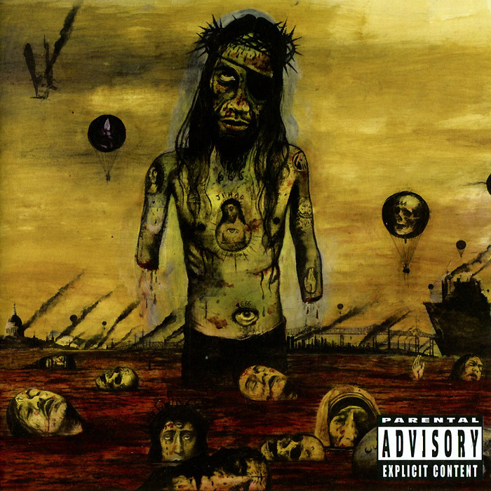 Slayer Slayer. Christ Illusion