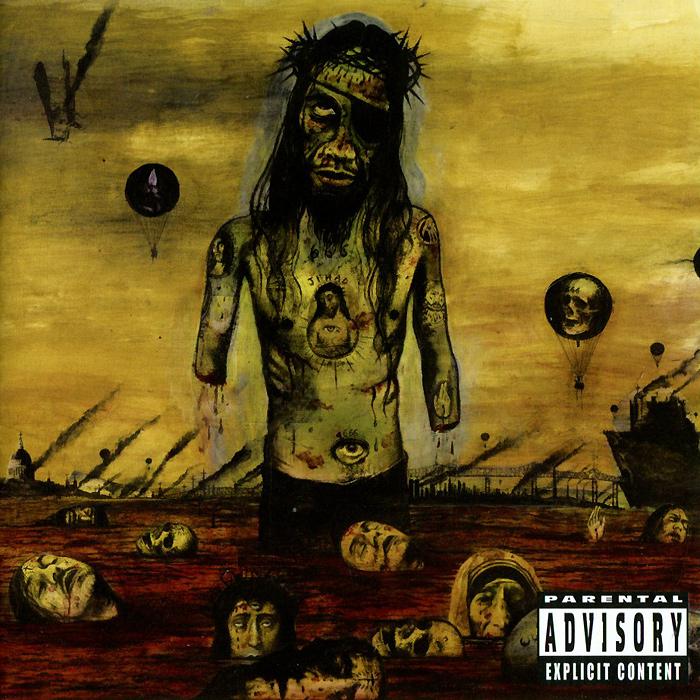 christ оранжевый tula крист Slayer Slayer. Christ Illusion