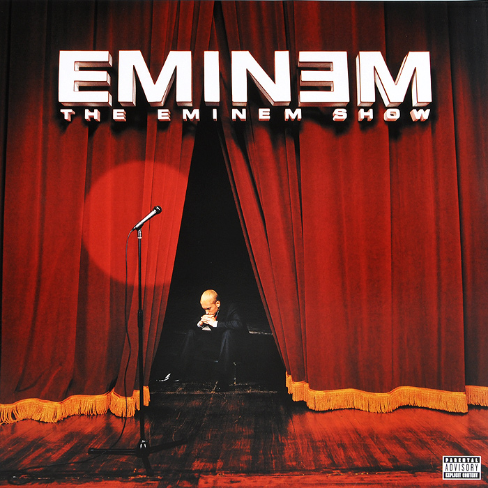 Eminem Eminem. The Eminem Show (2 LP) eminem the marshall mathers lp 2