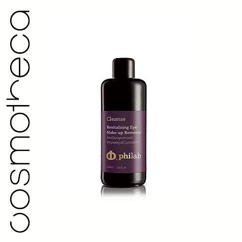 Philab Лосьон для снятия макияжа с глаз, восстанавливающий, 100 млFS-54114Лосьон для снятия макияжа Philab, в котором содержится 0,02% очищенной гиалуроновой кислоты с низким молекулярным весом, восстанавливает способность кожи сохранять влагу в клетках соединительной ткани. 1% дипептидов Syn Tacks восстанавливают упругость и улучшают тонус кожи, стимулируют протеины дермально-эпидермальных соединений. 3% SyriCalmTMCLR, алоэ вера оказывают сильное противовоспалительное действие и поддерживают жизнеспособность клеток кожи. Характеристики:Объем: 100 мл. Артикул: PHL1103. Производитель: Греция. Товар сертифицирован.