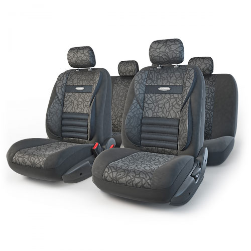 Набор ортопедических авточехлов Autoprofi Comfort Combo, жаккард, цвет: антрацит, 11 предметов. Размер M. CMB-1105 ANTHRACITE (M)CMB-1105 ANTHRACITE (M)Ортопедические авточехлы Comfort Combo обладают объемной формой, которая эффективно поддерживает тело человека во время движения. Усиленная поддержка плечевого пояса и объемные боковые вставки, расположенные на уровне поясницы, обеспечивают естественное положение спины, а поясничный упор ребристой формы снимает нагрузку с межпозвоночных дисков, способствуя снижению усталости от многочасового вождения. Чехлы Comfort Combo изготавливаются из плотного жаккарда. Эта привлекательная ткань сложного плетения обладает не только изысканным дизайном, но и высокой износостойкостью и дышащим эффектом.Основные особенности авточехлов Comfort Combo:- боковая поддержка спины; - 3 молнии в спинке заднего ряда; - 3 молнии в сиденье заднего ряда; - карманы в спинках передних сидений; - крепление передних спинок липучками; - ортопедический поясничный упор; - поддержка плечевого пояса; - предустановленные крючки на широких резинках; - толщина поролона: 5 мм;- использование с боковыми airbag. Комплектация: - 1 сиденье заднего ряда; - 1 спинка заднего ряда; - 2 сиденья переднего ряда; - 2 спинки переднего ряда; - 5 подголовников; - набор фиксирующих крючков.