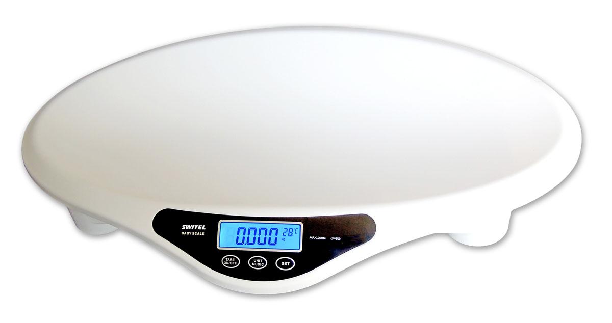 Детские электронные весы Switel BH700 - Уход и здоровье