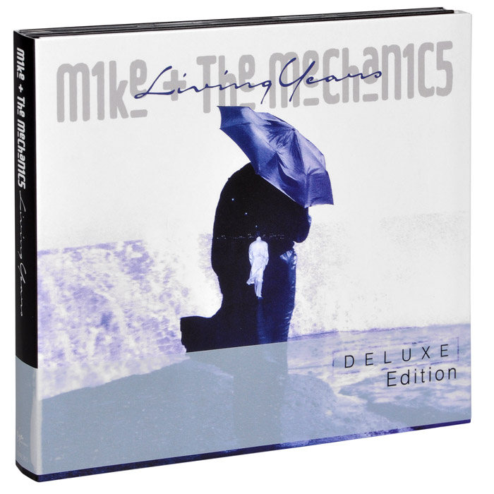 Mike& The Mechanics.  Living Years.  Deluxe Edition (2 CD) Virgin Records Ltd.,ООО