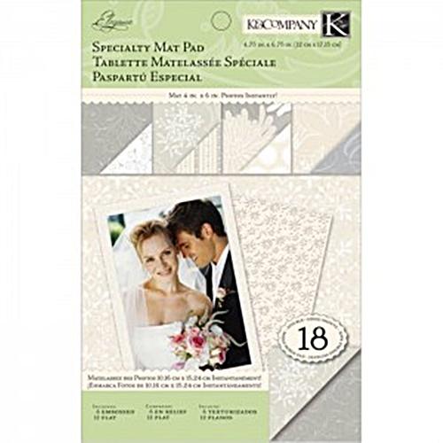 Набор бумаги для скрапбукинга K&Company Элегантность, 12 см х 17 см, 18 листовC0044702Набор бумаги для скрапбукинга K&Company позволит создать потрясающие вещи своими руками. Размер листов идеален для создания подложек под фотографии, скрап-страниц, портретов, коллажей, мини-книг, открыток и т.д. Набор включает 18 листов из плотной бумаги с двухсторонней печатью, всего 6 видов. Бумага не содержит лигнин и кислоты. Скрапбукинг - это хобби, которое способно приносить массу приятных эмоций не только человеку, который этим занимается, но и его близким, друзьям, родным. Это невероятно увлекательное занятие, которое поможет вам сохранить наиболее памятные и яркие моменты вашей жизни, а также интересно оформить интерьер дома.Характеристики: Материал: бумага. Размер листа: 12 см х 17 см. Количество листов: 18. Размер упаковки: 12 см х 19 см х 0,5 см. Артикул: KCO-30-302471.