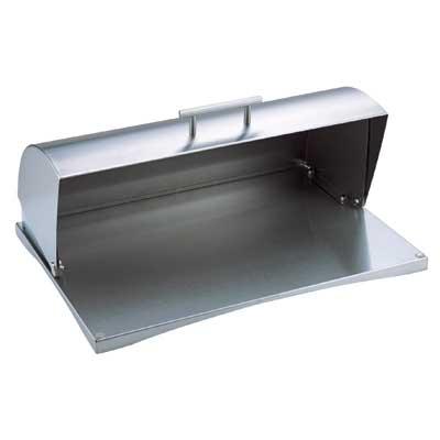 ХлебницаBekker, 39 х 30 х 16,5 см. BK-3067Ветерок 2ГФХлебница Bekker позволит сохранить ваш хлеб свежим и вкусным. Она выполнена в классическом дизайне из нержавеющей стали и металла. Хлебница снабжена удобной крышкой. Она имеет компактные размеры, поэтому не займет много места на вашей кухне.Эксклюзивный дизайн, эстетика и функциональность хлебницы делают ее превосходным аксессуаром на вашей кухне. Характеристики:Материал:нержавеющая сталь, металл. Размер хлебницы:39 см х 30 см х 16,5 см. Размер упаковки:42 см х 33 см х 19 см. Артикул:BK-3067.