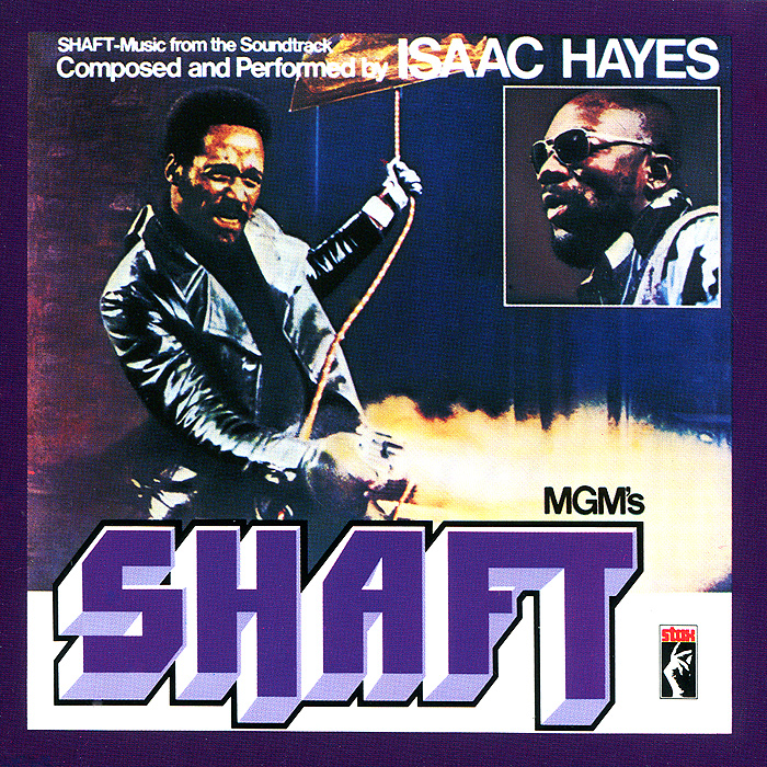 Isaac Hayes. Shaft. Original Motion Picture Soundtrack
