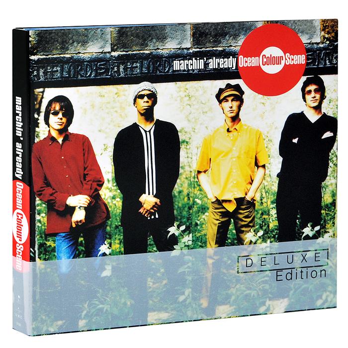 Ocean Colour Scene Ocean Colour Scene. Marchin' Already. Deluxe Edition (2 CD) status quo status quo piledriver deluxe edition 2 cd