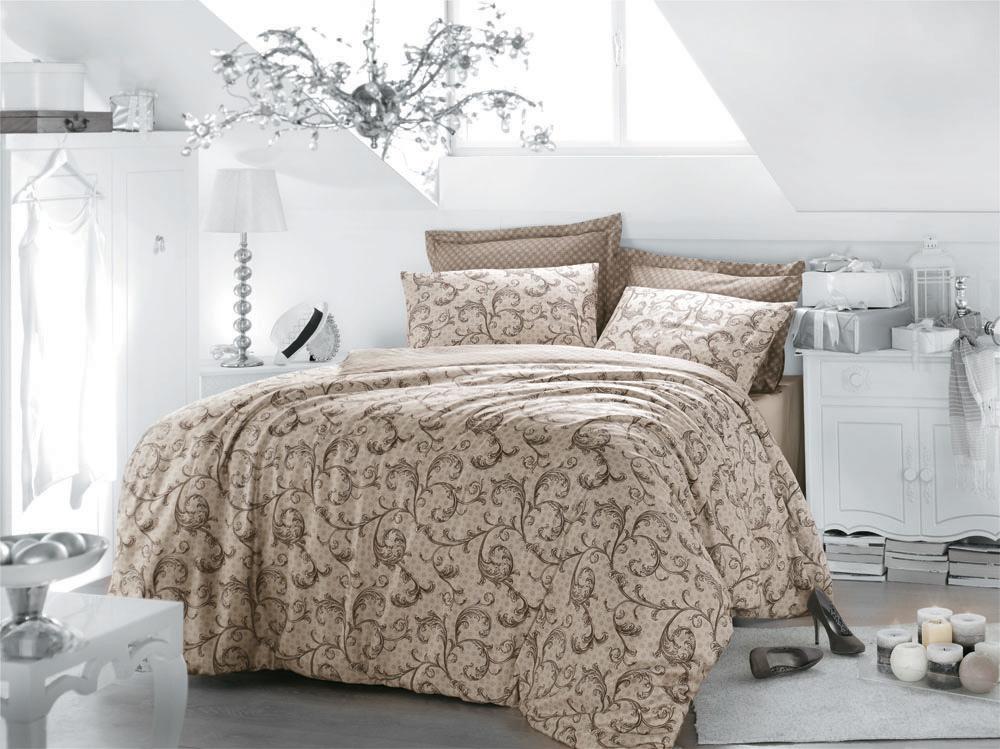 Комплект белья Rose Art (евро КПБ, сатин, 4 наволочки 50х70), цвет: бело-черныйCLP446Комплект постельного белья Rose Art, изготовленный из сатина высокого качества, поможет вам расслабиться и подарит спокойный сон. Комплект состоит из одного пододеяльника, простыни и четырех наволочек. Rose Art - очень романтичный комплект. Черные розы, как будто грифелем нарисованные на белом фоне, ажурные узоры и декоративная отстрочка делают комплект невероятно изысканным и очаровательнымБелье сшито из сатина - блестящей и плотной ткани, которая изготавливается из крученой хлопковой нити двойного плетения, что придает ей яркость и блеск. Своими свойствами он схож с шелком и кашемиром. Сатин из египетского хлопка отличает от остальных отсутствие линта (хлопкового пуха), поэтому со временем белье не обрастает катышками! Это белье выдерживает более 300 стирок, не теряя своей первоначальной прелести и не тускнея, и его практически не нужно гладить! Благодаря такому комплекту постельного белья вы сможете создать атмосферу роскоши и романтики в вашей спальне. Характеристики: Цвет: бело-черный. Материал: поверхностная плотность: 200ТС. состав: сатин 100% хлопок. метод нанесения рисунка: ротационный принт, гладкоокрашенная ткань. нить: 40/1 Penye (Combed). Размер упаковки: 52 см х 33 см х 7,5 см. В комплект входят: Пододеяльник - 1 шт. Размер: 200 см х 220 см. Простыня - 1 шт. Размер: 240 см х 260 см. Наволочка - 4 шт. Размер: 50 см х 70 см.