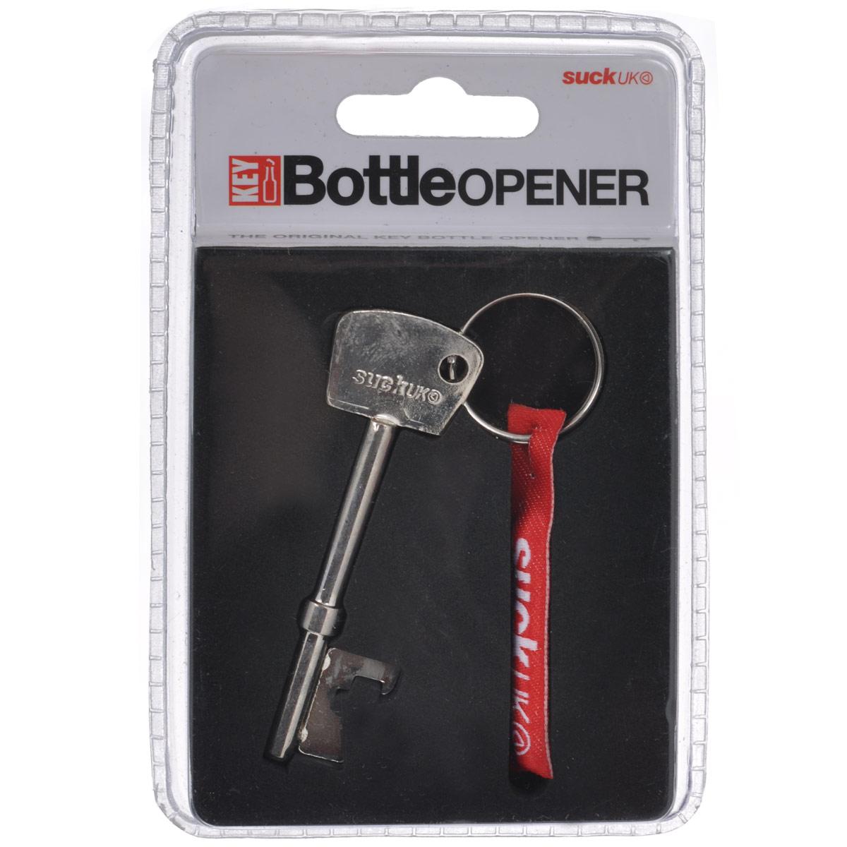 Открывалка для бутылок КлючикSK KEY01Открывалка Ключик выполнена из металла и снабжена кольцом для подвешивания. С виду обыкновенный ключ от двери выполняет функцию открывателя бутылок.Дополните вашу связку ключей этой оригинальной открывалкой, и вы никогда не забудете взять ее с собой! Характеристики: Материал: нержавеющая сталь. Размер открывалки: 2,5 см х 7,3 см х 0,6 см. Цвет: металлик.Размер упаковки: 9 см х 13,5 см х 1,5 см. Артикул: SK KEY01.