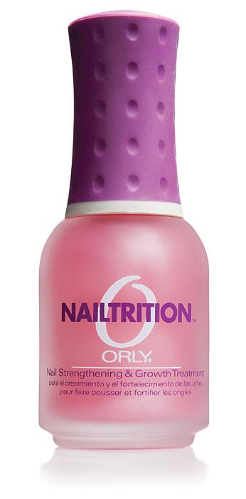 Orly Покрытие для укрепления и роста ногтей Nailtrition, 18 мл28032022Протеин пшеницы, входящий в состав средства Orly Nailtrition, помогает поддерживать водный баланс ногтевой пластины и оказывает длительный увлажняющий эффект, что делает ногти идеально гладкими. А экстракт бамбука, известный содержанием в своем составе минеральных солей и кремния, укрепляет и способствует быстрому росту ногтей.Способ применения: ежедневно, в течение 7 дней, наносить NailTrition в 1-2 слоя как базовое покрытие. По истечении срока средство необходимо удалить с ногтей и повторить недельный курс. По его окончанию - недельный перерыв, а затем, согласно указаниям, средство необходимо наносить еще две недели. Характеристики:Объем: 18 мл. Артикул: 44160. Производитель: США. Товар сертифицирован.Состав: этилацетат, бутилацетат, нитроцеллюлоза, триметил ангидрид сополимер, изопропил, пропилацетат, триметил пентанил диизобутират, трифенилфосфат, стеаралкониум гекторит, бензофенон-1, стеаралкониум бентонит, лимонная кислота, диметикон, диоксид титана, вода, кератин, протеин, коллаген, ферменты кальция и железа, сафлоровое масло, экстракт бамбука, красители.