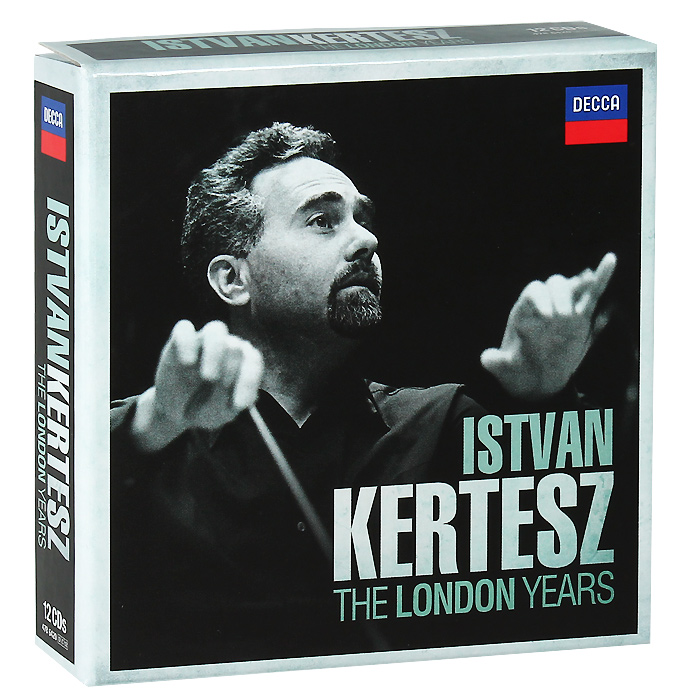 Иштван Кертес,Криста Людвиг,Уолтер Берри,The London Symphony Orchestra,Пилар Лорингэр,Роберт Илосфалви Istvan Kertesz. The London Years (12 CD) рик уэйкман the london symphony orchestra english chamber choir давид мишам rick wakeman journey to the centre of the earth 3 cd dvd