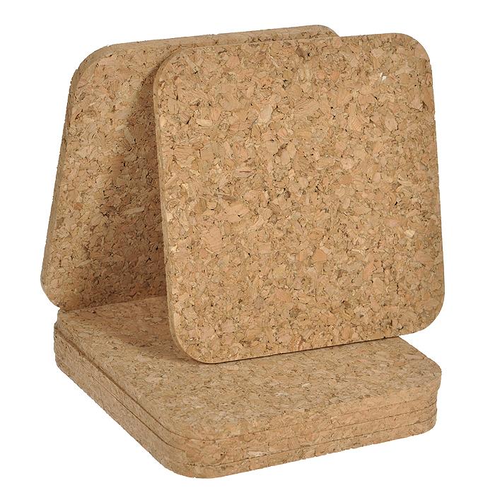 Подставки под горячее Hans & Gretchen, 6 шт. 28MC-5101WD-45681Подставки под горячее Hans & Gretchen выполнены из пробкового материала. Такие подставки гармонично дополнят интерьер любой кухни, привнеся в нее атмосферу уюта, и станут отличным подарком. в комплекте 6 штук. Характеристики: Материал:пробка. Размер подставки:14 см х 14 см х 0,5 см. Артикул:28MC-5101. Производитель: Китай.