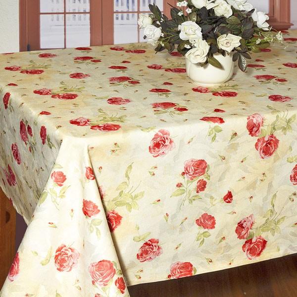 Скатерть Schaefer, прямоугольная, цвет: бежевый, 130x 160 см. 07344-427115510Прямоугольная скатерть Schaefer выполнена из жаккардовой ткани бежевого цвета и оформлена рисунком в виде роз. Использование такой скатерти сделает застолье более торжественным, поднимет настроение гостей и приятно удивит их вашим изысканным вкусом. Также вы можете использовать эту скатерть для повседневной трапезы, превратив каждый прием пищи в волшебный праздник и веселье. Характеристики:Материал: 65% хлопок, 35% полиэстер. Размер скатерти:130 см х 160 см. Цвет: бежевый. Немецкая компания Schaefer создана в 1921 году. На протяжении всего времени существования она создает уникальные коллекции домашнего текстиля для гостиных, спален, кухонь и ванных комнат. Дизайнерские идеи немецких художников компании Schaefer воплощаются в текстильных изделиях, которые сделают ваш дом красивее и уютнее и не останутся незамеченными вашими гостями. Дарите себе и близким красоту каждый день!УВАЖАЕМЫЕ КЛИЕНТЫ! Обращаем ваше внимание, что в комплектацию товара входит только скатерть, остальные предметы служат лишь для визуального восприятия товара.