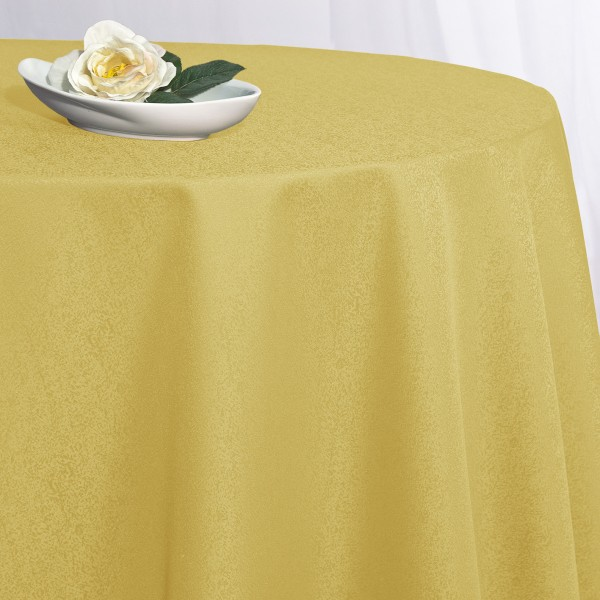 Скатерть Schaefer, овальная, цвет: желтый, 160x 220 см. 4170/FB1004900000360Овальная скатерть Schaefer выполнена из полиэстера желтого цвета. Скатерть обладает жироотталкивающими свойствами. Использование такой скатерти сделает застолье более торжественным, поднимет настроение гостей и приятно удивит их вашим изысканным вкусом. Также вы можете использовать эту скатерть для повседневной трапезы, превратив каждый прием пищи в волшебный праздник и веселье. Характеристики:Материал: 100% полиэстер. Размер скатерти:160 см х 220 см. Цвет: желтый. Немецкая компания Schaefer создана в 1921 году. На протяжении всего времени существования она создает уникальные коллекции домашнего текстиля для гостиных, спален, кухонь и ванных комнат. Дизайнерские идеи немецких художников компании Schaefer воплощаются в текстильных изделиях, которые сделают ваш дом красивее и уютнее и не останутся незамеченными вашими гостями. Дарите себе и близким красоту каждый день!УВАЖАЕМЫЕ КЛИЕНТЫ! Обращаем ваше внимание, что в комплектацию товара входит только скатерть, остальные предметы служат лишь для визуального восприятия товара.