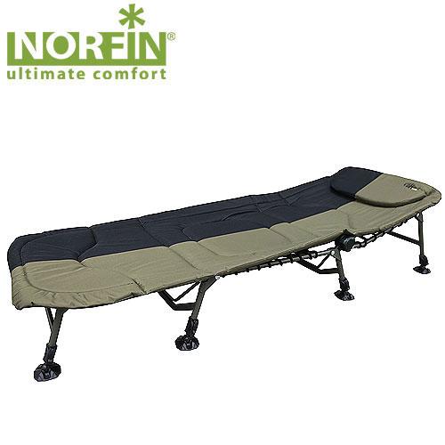 Кровать карповая Norfin Cambridge NFTA-570Кровать складная Norfin Cambridge NF. Имеет мягкую подушку, восемь независимо регулируемых по высоте ножек с широкими опорами. Характеристики: Материал: полиэстер, алюминий. Размер кровати: 210 см х 85 см х 30 см. Размер кровати в сложенном виде: 83 см х 75 см х 25 см. Максимальная нагрузка: 140 кг. Диаметр трубок каркаса: 2,2 см, 2,5 см.