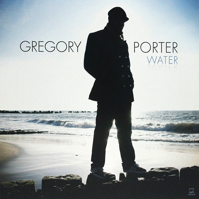 Gregory Porter. Water (2 LP + CD) atoma lp cd