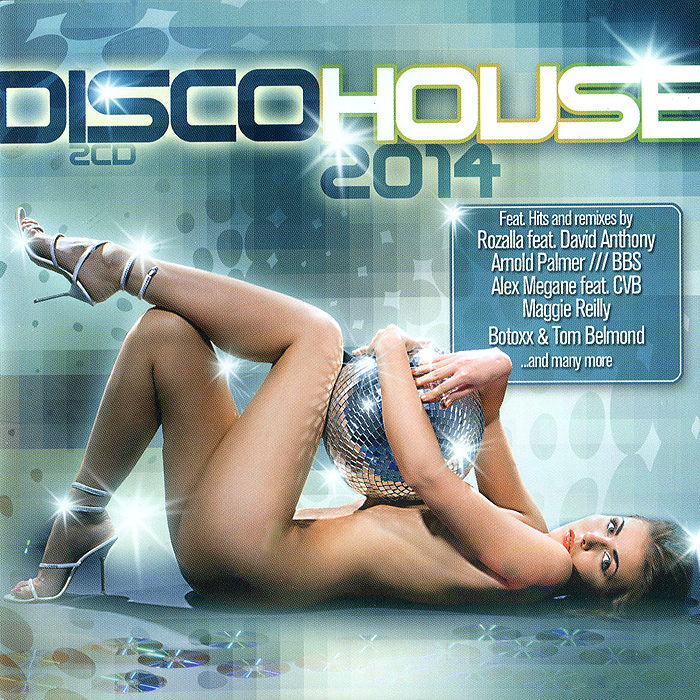 Disco House 2014 (2 CD) stephan st031awrwq87 stephan