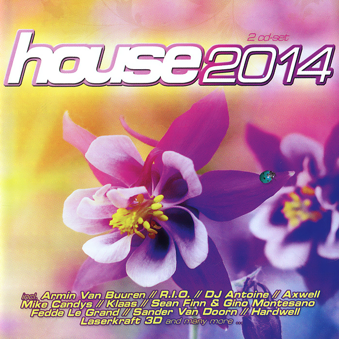 Fedde Le Grande,Сандер Ван Дорн,Lisa Aberer,Miami Rockers,DJ Sunlize,BVDC,Axwell House 2014 (2 CD)