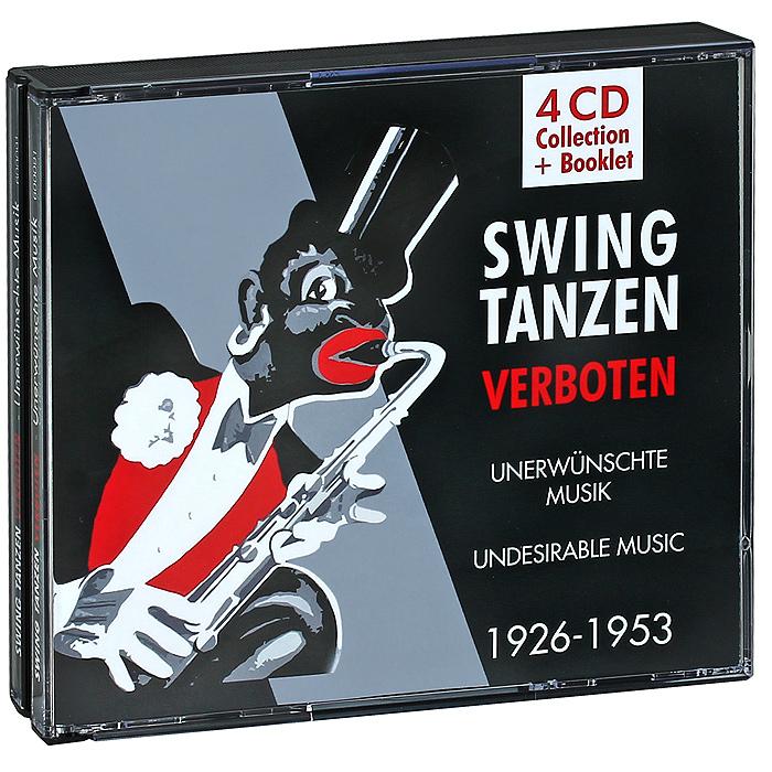 Swing Tanzen Verboten (4 CD)
