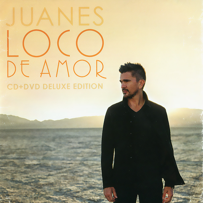 Juanes Juanes. Loco De Amor. Deluxe Edition (CD + DVD) 2017 advanced cd uv coating coater dvd disc lamination machine with top quality maquina de laminacion de dvd