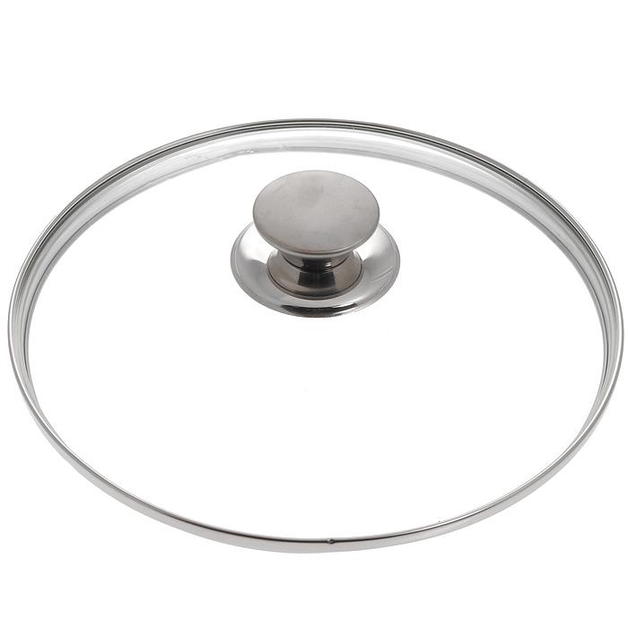 Крышка стеклянная Silampos. Диаметр 28 см54 009312Крышка Silampos, изготовленная из закаленного стекла, позволяет контролировать процесс приготовления без потери тепла. Ободок из нержавеющей стали предотвращает сколы на стекле. Ненагревающаяся ручка выполнена из нержавеющей стали.Крышку можно использовать в духовке (выдерживает температуру до 220°С).Посуда Silampos производится с использованием самых последних достижений в области производства изделий из нержавеющей стали. Алюминиевый диск инкапсулируется между дном кастрюли и защитной оболочкой из нержавеющей стали под давлением 1500 тонн. Этот высокотехнологичный процесс устраняет необходимость обычной сварки, ахиллесовой пяты многих производителей товаров из нержавеющей стали. Вместо того, чтобы сваривать две металлические детали вместе, этот процесс соединяет алюминий и нержавеющей стали в единое целое. Метод полной инкапсуляции позволяет с абсолютной надежностью покрыть алюминиевый диск нержавеющей сталью. Это делает невозможным контакт алюминиевого диска с открытым огнем и активной средой некоторых моющий средств. Посуда Silampos является лауреатом многочисленных Португальских и Европейских конкурсов, и по праву сохраняет лидирующие позиции на рынке кухонной посуды в Европе и мире. Посуда изготовлена из нержавеющей стали с добавлением 18% хрома и 10% никеля. Посуду можно мыть в посудомоечной машине, использовать на всех видах плит (газовые, электрических, керамических и индукционных). Оснащена специальным алюминиевым диском - Impact Disk, разработанным с применением передовой технологии соединения диска с дном кастрюли и защитной оболочкой из нержавеющей стали под высоким давлением. Выдерживают температуру до 600°С. Использование алюминиевого жарораспределяющего диска позволяет значительно сократить время приготовления пищи. Производство Португалия. Характеристики:Материал: стекло, нержавеющая сталь. Диаметр: 28 см. Артикул: 632000BE8128B.