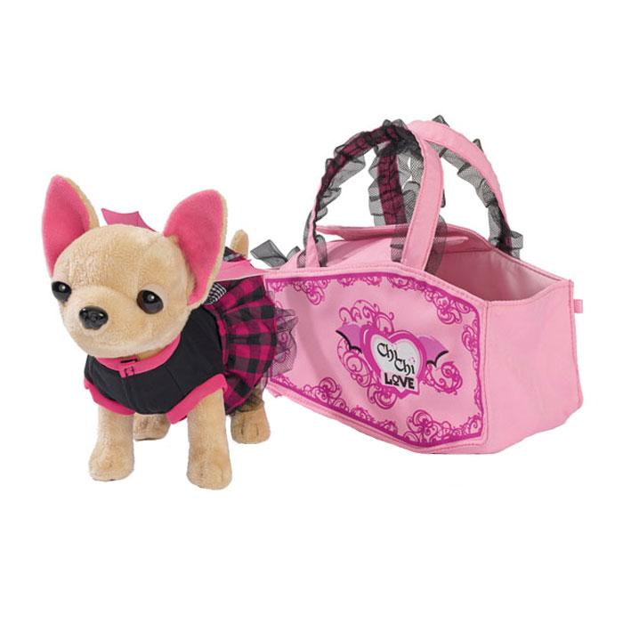 Simba Мягкая игрушка Chi Chi Love Вампирчик simba chi chi love 5899700 чихуахуа