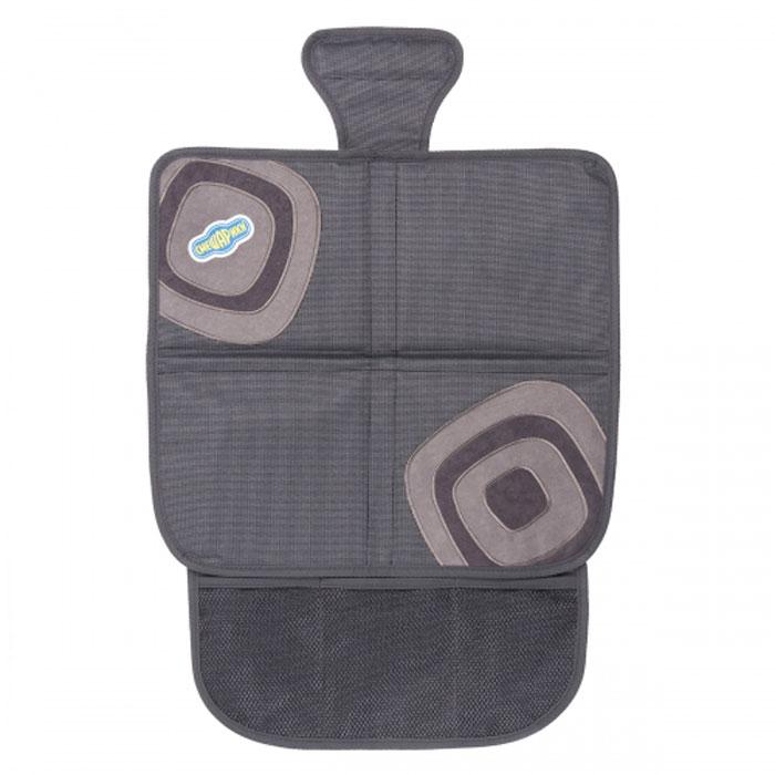 Защитная накидка под бустер Смешарики, цвет: серый