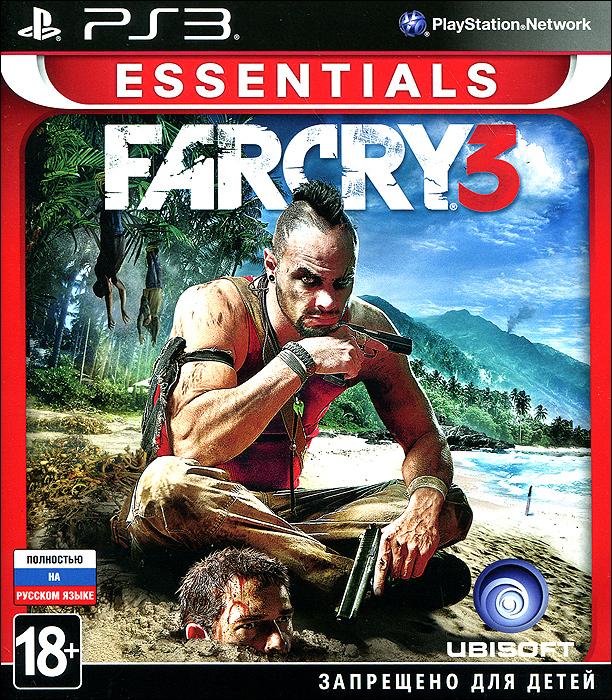 Far Cry 3. Essentials (PS3) far cry 3 essentials игра для ps3