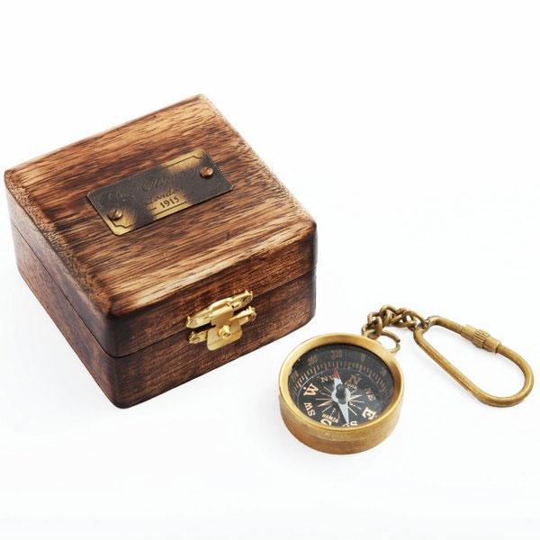 Компас-брелок Экспедиция  Севастополь  - Компасы и Курвиметры