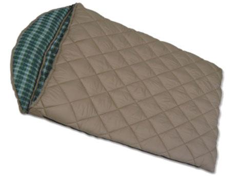 Спальный мешок Woodland BIG FAMILY 400, правосторонняя молния010-01199-23Спальник-одеяло Woodland Big Family идеально подойдет для семейного кемпинга и туризма. Основная особенность этой модели - это ширина, которая составляет 168 см, что позволяет с комфортом разместиться в спальном мешке двум людям.Гигиеничный нетканый материал HOLLOW FIBER с повышенными характеристиками теплозащиты обладает превосходными теплоизолирующими свойствами. Легкий и практичный, не вызывает аллергии, не впитывает влагу. Прекрасно восстанавливает форму после многочисленных складываний.Спальник-одеяло BIG FAMILY имеет подголовник с наполнителем из специальной полиэфирной ткани, которая отлично пропускает воздух и обладает повышенной мягкостью.Наружный материал: POLYESTER 70D WATER RESIST.Внутренний материал: POLYESTER FLANNEL 75Dх100D.Утеплитель: 1х400 г/см HOLLOW FIBER.