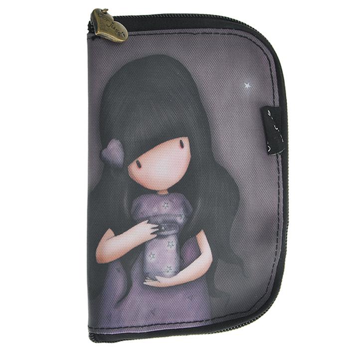 Складывающаяся сумка для покупок We Can All Shine, цвет: серый. 0012116S76245Складывающаяся сумка для покупок с милой девочкой Gordjuss непременно порадует вас или станет прекрасным подарком. Сумка складывается в симпатичный чехольчик на молнии, сама сумка выполнена из текстиля серого цвета с орнаментом и имеет две удобные ручки. Сумка очень удобна в использовании - ее легко раскладывать и складывать. Характеристики:Материалы: текстиль, ПВХ, металл. Цвет: серый. Размер чехла на молнии: 10,5 см x 16 см x 1,5 см. Размер сумки в разложенном виде: 54 см х35 см х 17 см.