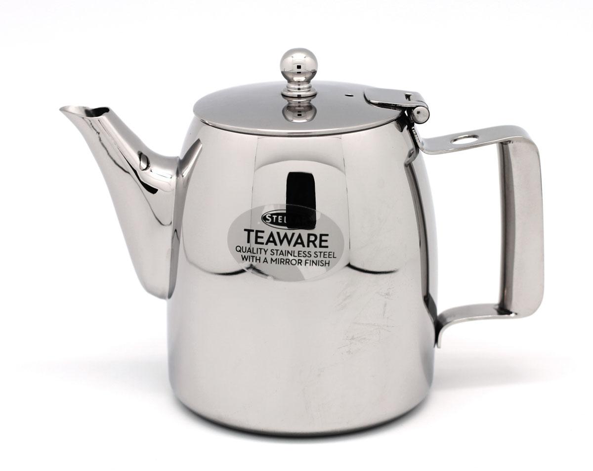 41281318ST02 Чайник заварочный STELLAR 0,56л68/5/341281318ST02 Чайник заварочный STELLAR 0,56л Характеристики: Материал: сталь.Размер: 170*90*140мм.Артикул: 41281318ST02.