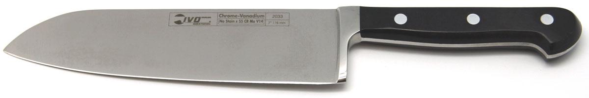 2033 Нож сантукко 18смTK 00092033 Нож сантукко 18см Характеристики: Материал: сталь.Размер: 395*85*20мм.Артикул: 2033.