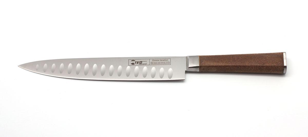33404.20 Нож для резки с канавками 20см18LF-1005-O33404.20 Нож для резки с канавками 20см Характеристики: Материал: сталь.Размер: 390*85*25мм.Артикул: 33404.20.