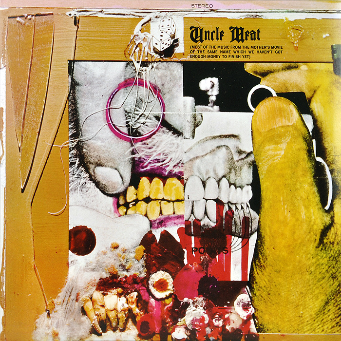 Фрэнк Заппа Frank Zappa. Uncle Meat (2 LP) frank zappa gold record signature series ltd edition display