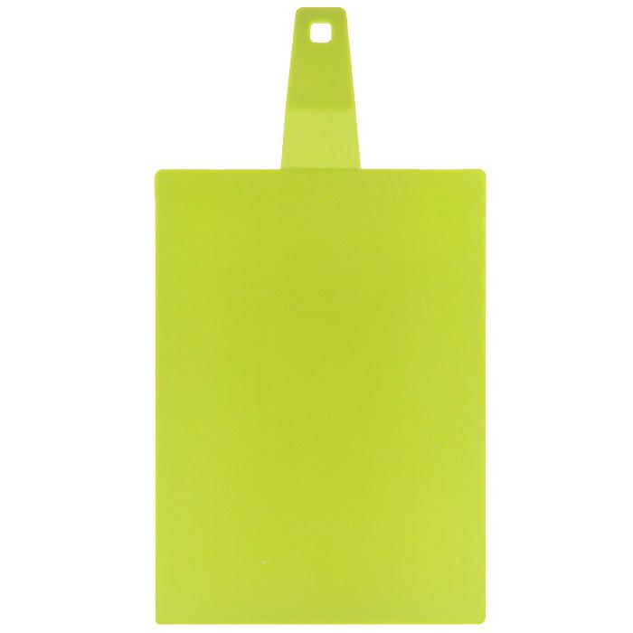 Доска разделочная Bohmann, 37,5 х 19,5 см ВН-02-507391602Прямоугольная разделочная доска Bohmann, изготовленная из пищевого нескользящего пластика, достойное место среди аксессуаров на вашей кухне. Она прекрасно подойдет для нарезки овощей, фруктов и рыбы. Пластиковые доски обладают хорошими водоотталкивающими и антибактериальными свойствами.Доска оснащена эргономичной ручкой изогнутой формы. Легко моется, не впитывает запахи.Такая доска понравится любой хозяйке и будет отличным помощником на кухне. Можно мыть в посудомоечной машине. Характеристики: Материал: пластик. Размер разделочной доски (с учетом ручки): 37,5 см х 19,5 см х 2 см. Размер рабочей поверхности: 27,5 см х 19,5 х 0,6 см.