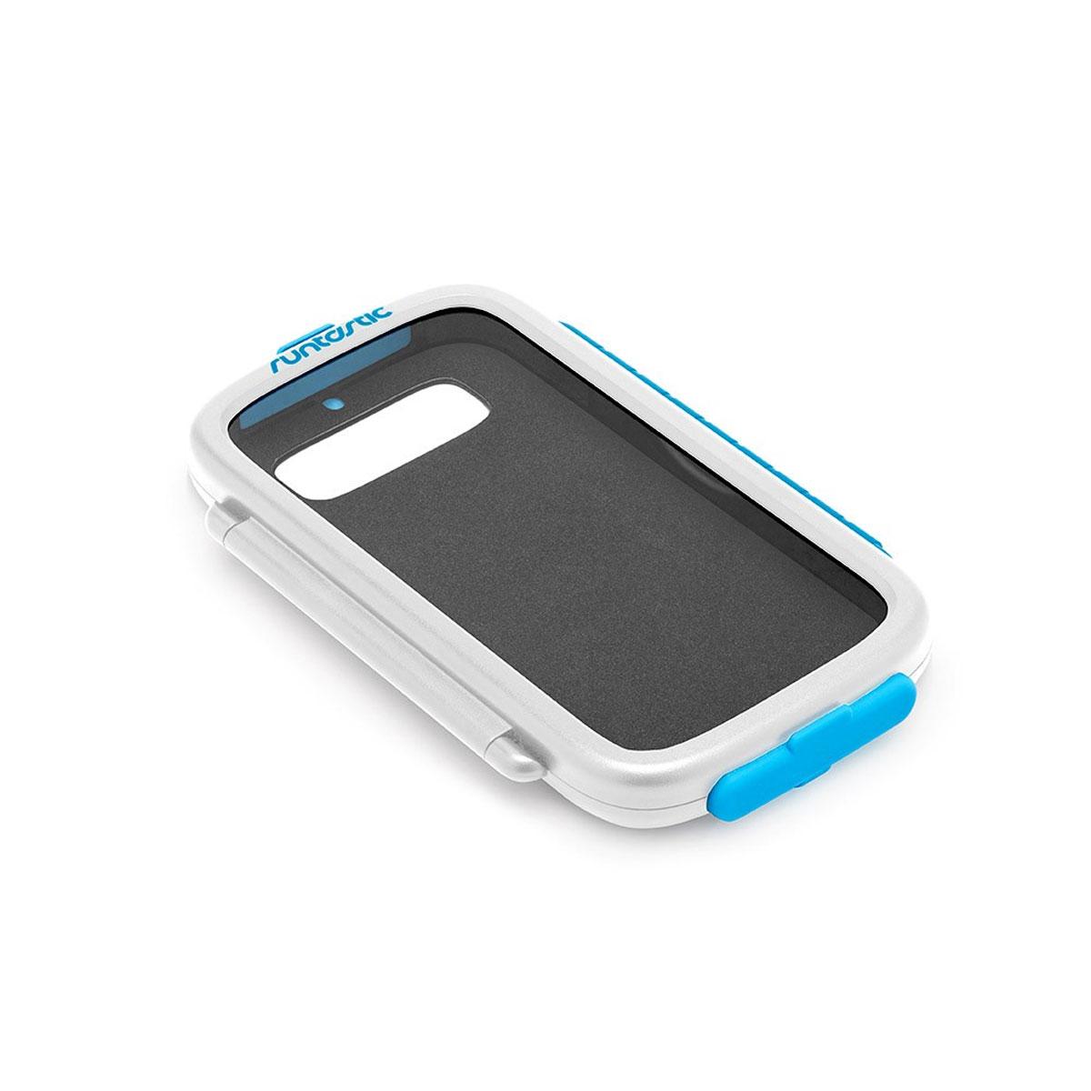 Крепление велосипедное Runtastic для смартфонов, цвет: белыйZ90 blackУниверсальное велосипедное крепление для смартфонов.Особенности крепления:Ударо- и пылезащитный корпус. Возможность работать с сенсорным экраном, использовать обе камеры и наушники. Устанавливается без использования инструментов на руль или вынос велосипеда. Смартфон можно установить горизонтально или вертикально на креплении. Мягкие вставки позволят разместить в чехле почти любой смартфон. Максимальный размер смартфона - 13.6 x 7 x 1.2 см.
