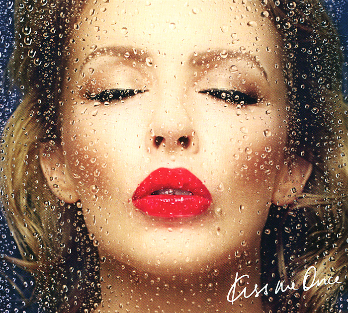 Кайли Миноуг Kylie Minogue. Kiss Me Once (CD + DVD)
