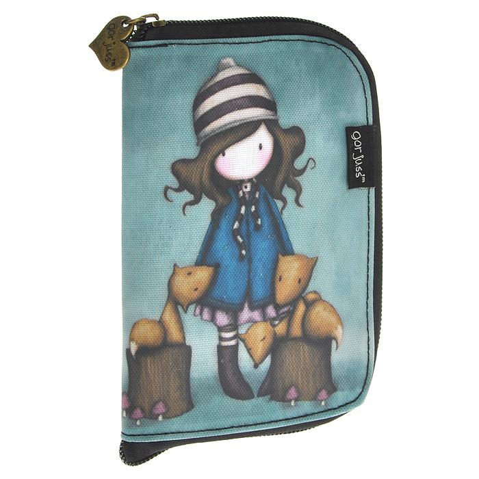 Складывающаяся сумка для покупок The Foxes, цвет: зеленый. 0012115KV996OPY/MСкладывающаяся сумка для покупок с милой девочкой Gordjuss непременно порадует вас или станет прекрасным подарком. Сумка складывается в симпатичный чехольчик на молнии, сама сумка выполнена из текстиля серого цвета с орнаментом и имеет две удобные ручки. Сумка очень удобна в использовании - ее легко раскладывать и складывать. Характеристики:Материалы: текстиль, ПВХ, металл. Цвет: зеленый. Размер чехла на молнии: 10,5 см x 16 см x 1,5 см. Размер сумки в разложенном виде: 54 см х 35 см х 17 см.
