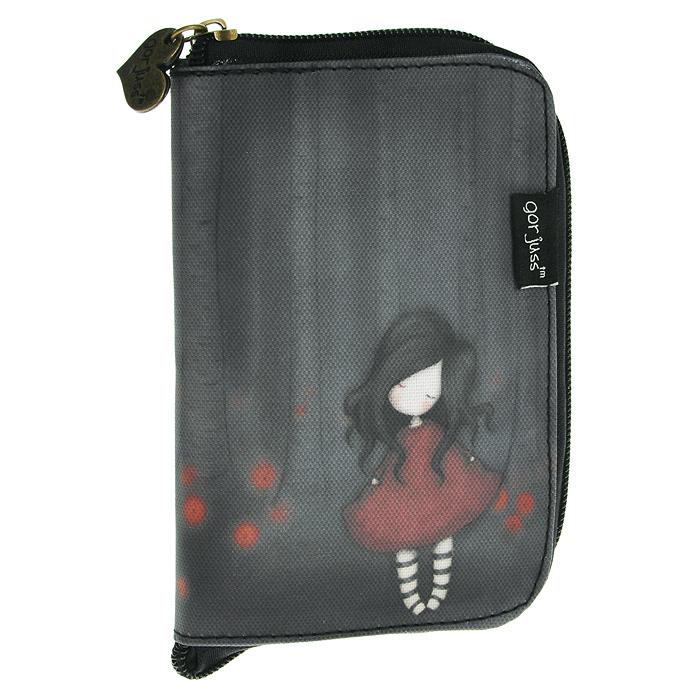 Складывающаяся сумка для покупок Poppy Wood, цвет: коричневый. 0012117S76245Складывающаяся сумка для покупок с милой девочкой Gordjuss непременно порадует вас или станет прекрасным подарком. Сумка складывается в симпатичный чехольчик на молнии, сама сумка выполнена из текстиля коричневого цвета с орнаментом и имеет две удобные ручки. Сумка очень удобна в использовании - ее легко раскладывать и складывать. Характеристики:Материалы: текстиль, ПВХ, металл. Цвет: коричневый. Размер чехла на молнии: 10,5 см x 16 см x 1,5 см. Размер сумки в разложенном виде: 54 см х35 см х 17 см.