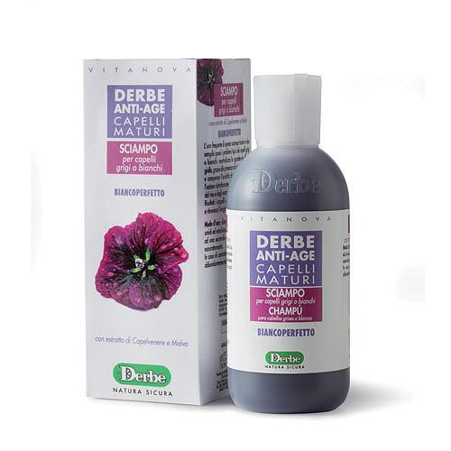 Derbe Шампунь с мальвой для седых волос, 200 млMP59.4DАнтивозрастной шампунь для эффективного очищения и ухода за седыми волосами. Нейтрализует неприятную желтизну, связанную с наличием пигментных маркеров и компенсирует сухость зрелых волос.Эффекты: обеспечивает очищение кожи, не нарушая гидролипидную мантию и не вызывая раздражение. Очищает и увлажняет кожу головы, придает волосам здоровый блеск и чистоту. При регулярном использовании, решает типичные проблемы серых или белых волос: нейтрализует неприятную желтизну, связанную с наличием пигментных маркеров.Рисовый протеин ухаживает, увлажняет, насыщает минералами, смягчает, защищает и выравнивает структуру кожи и волос. Протеины улучшают состояние волос, делая их послушными, мягкими и сияющими. Рисовые протеины - содержат комплекс увлажняющих компонентов, аминокислоты, провитамин В5, полисахариды. Увлажняют и питают кожу,оказывают увлажняющее, смягчающее, успокаивающее действие на кожу, обладают способностью «ремонта» структуры поврежденных волос, стимулируют кровообращение в корнях волос.Рисовые протеины регулируют салоотделение и защищают кожу. Высокая сила питания натуральных протеинов риса оживляет уставшие и безжизненные волосы.Экстракт адиантума укрепляет волосы, обладает ярко выраженной антибактериальной активностью, восстанавливает уровень увлажненности волос.Не содержит глютен, PEG и минеральных масел.Способ применения: нанести шампунь на кожу и волосы головы, нежно массажируя до появления пены. Тщательно промыть. При попадании в глаза, тщательно промыть. Характеристики:Объем: 200 мл. Товар сертифицирован.