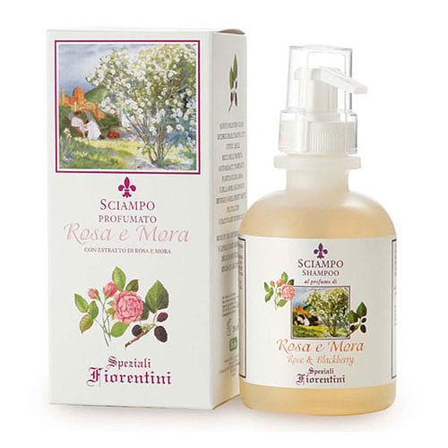 Derbe Шампунь для волос Роза и ежевика, 250 млC1889321Нежный шампунь с ароматом розы и ягодно-фруктовым шлейфом. Замечательно очищает волосы и кожу головы, не вызывая раздражения и сохраняя гидробаланс кожи, окутывает нежнейшим благоуханием, улучшая настроение и помогая забыть тревоги и обиды, дарит позитивный настрой и радостные мысли. Подходит для всех типов волос.Назначение: шампунь подходит для ежедневного ухода.Экстракт розы превосходно смягчает и успокаивает кожу, окружая шлейфом изысканного благоухания, повышает ее упругость и эластичность. Аромат розы открывает мир внутренней гармонии и чувств, создавая радостный настрой и помогая справиться с усталостью. Экстракт ежевики оказывает противовоспалительное и успокаивающее действие, насыщает кожу необходимыми микроэлементами и витаминами, нейтрализует свободные радикалы, замедляя процессы старения. Гидролизованный рисовый белок - чистейшая белковая фракция, получаемая из риса, является прекрасным активным компонентом в самых разнообразных средствах по уходу за кожей. Состав рисового белка считается одним из лучших среди зерновых, так как основные аминокислоты представлены в нем в высоком процентном содержании и оптимальных пропорциях. Способствует восстановлению оптимального гидробаланса кожи и оказывает увлажняющее действие, улучшает внешний вид и состояние кожи, придавая ей гладкость и мягкость, нейтрализует негативное воздействие свободных радикалов, замедляя процессы старения. Повышает тонус кожи и стимулирует процессы регенерации. Токоферол. За полезные свойства и ценные качества витамин Е именуют «витамином красоты». Это великолепный антиоксидант, который, нейтрализуя свободные радикалы защищает клетки кожи. Витамина Е оказывает прекрасное увлажняющее действие, способствует быстрому восстановлению повреждений кожи, уменьшает раздражение. Не содержит глютен, PEG и минеральных масел.Способ применения: нанесите небольшое количество шампуня на кожу головы и волосы, вспеньте легкими массажными движениями, после