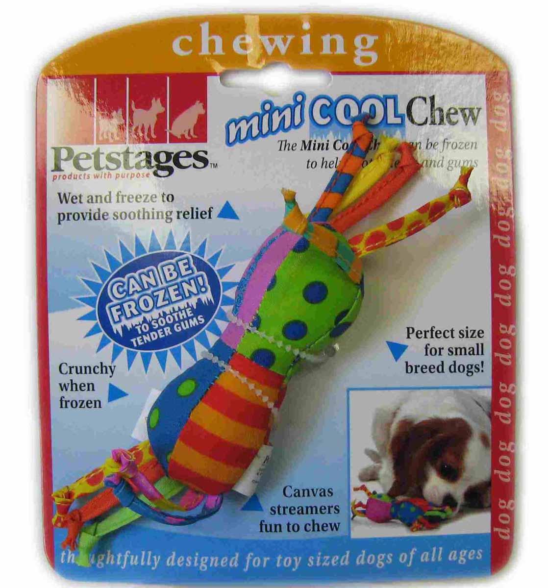 Игрушка для собак Petstages Mini Гантелька, для нежных десен. 139REX139REXИгрушка для собак Petstages Mini Гантелька, изготовленная из полиэстера, предназначена для собак мелких пород с нежными и воспаленными деснами. Намочите игрушку и заморозьте. В холодном состоянии хрустит, что поддерживает интерес к игре, холод способствует снятию воспаления десен. Характеристики: Материал: 100% полиэстер.Длина игрушки: 16 см.
