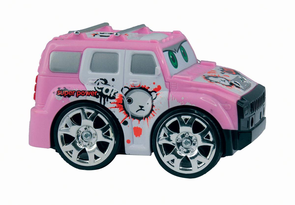 Kidztech Мини машинка цвет розовый