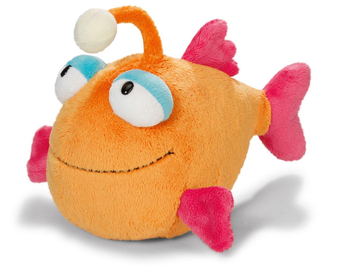 Мягкая игрушка Nici Рыбка с фонариком, 35 см nici рыбка с фонариком 25 см nici