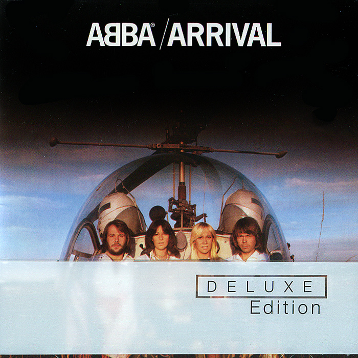 ABBA ABBA. Arrival. Deluxe Edition (CD + DVD) 2017 spring new embroidered jeans color embroidered national wind low waist jeans trousers