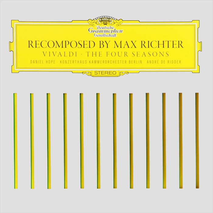 цены на Макс Рихтер,Даниэль Хоуп,Werner Ehrhardt Max Richter. Vivaldi. The Four Seasons (2 LP) в интернет-магазинах