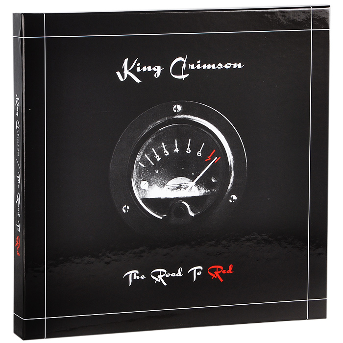 King Crimson King Crimson. The Road To Red (21 CD + DVD + 2 Blu-Ray) the road to hell cd